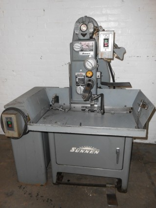 7440-700 Sunnen #MBB-1650 Precision Honing Machine With PF 150 Filte
