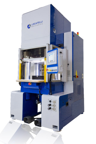 NEW LMS GOLDPRO® CNC High Speed 300 Ton Hydraulic Coining, Blanking