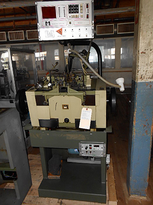 8545 100 mgz figaro long amp short chain making machine model kp s n