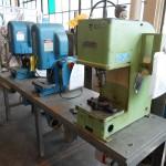Dennison Multipress & 2 Bench Presses