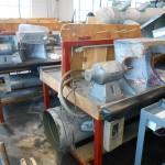 Bench Polishing Machine