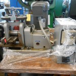Cavallin Power Benchtop Rolling - Plate & Wire