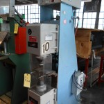 Taumel Spin Rivet Machine System