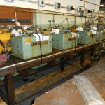 10 Fico & Benchtold German Curb Chain Making Machines