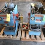 2 Kington Bench Presses