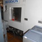 Branson Ultrasonic Degreasing Machine