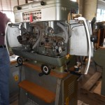 Ompar RA 2000 Faceting Machine