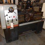 """Clausing / Colchester 13"""" Toolroom Lathe"""