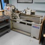 1 of 2 Sharp Toolroom Lathes