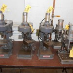JET / Misc. Precision High Speed Drill Presses