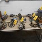 Fordom Flex Shaft Buffers