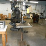 Clausing Variable Speed Drill Press