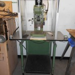 1 of 2 Schmidt Marking Press w/ Safety Controls