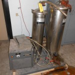 REMCOR Water Cooler Heat Exchanger with Tanks