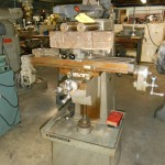 Clausing Horizontal Milling Machine