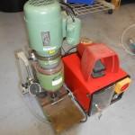 Bracker Spin Rivet Machine
