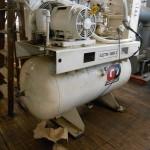 2 of 2 Gardner Denver Rotary Screw Air Compressors