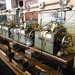 Group of 5 Bechtold (Germany) Chain Making Machines, Ropes & Curbs