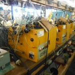 """Group of 5 Fico (Germany) Chain Making Machines, tooled rope .005"""""""