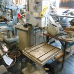 """Solberga Geared Head 20"""" Drill Press"""