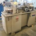 Sharp (Hardinge HLV Type) Toolroom Lathe -Year 2000 Inch/Metric