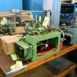 2 Bechtold Curb Chain Making Machines (Germany)