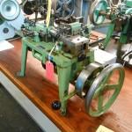Ruf Curb Chain Making Machine