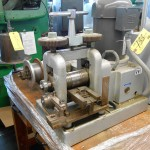 Cavallin GoldPro Motorized Rolling Mill with spooling take-up