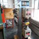 Tomel Rivet Machines Double Spindle With Controls