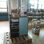 1 of 2 Opticom / Opdell Continuous Casting Machines Model FCC07