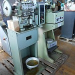 Fasti Model FZ Rope Chain Making Machine with electronic Controls