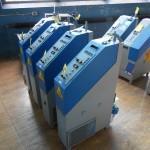 Group Shot of JL-15 & JL-30 LNA Laser Welding Machines