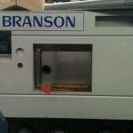 Branson Ultrasonic Cleaning System