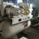 1 of 2 Gardner Denver Rotary Screw Compressor