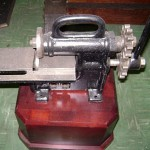 HAND OPERATED SLITTER 7491