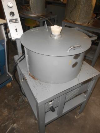 Contenti Centrifugal White Metal Casting Machine ...