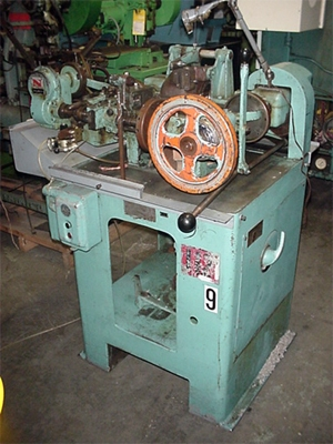 4 slide machine