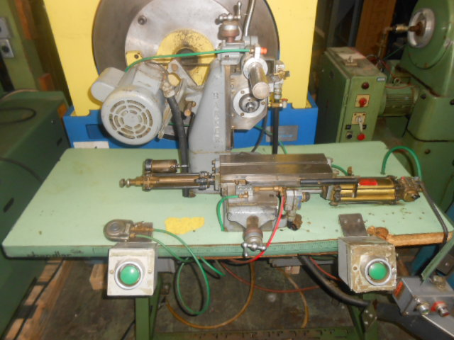 9037 460 Barker Bench Model Horizontal Production Mill