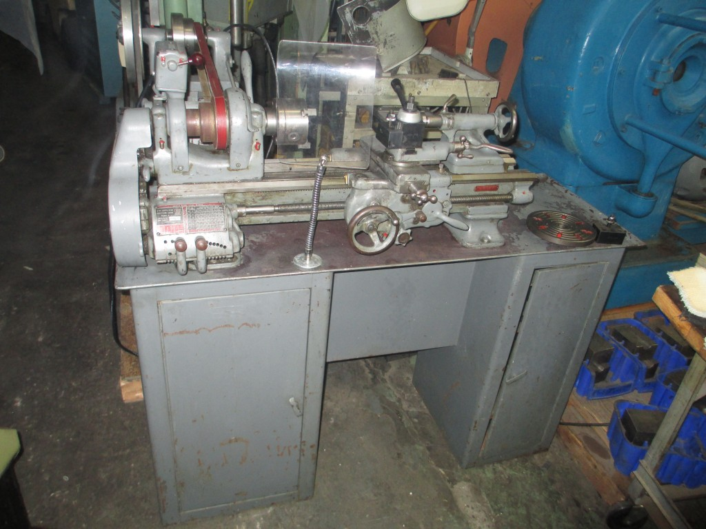 Bridgeport Mill For Sale >> 8860-440 South Bend 9″ x 16″ Precision Belt Driven Lathe ...