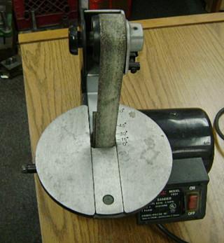 Dremel 1 Quot Belt Sander Sanding Bench Model 1631 7