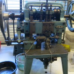 FICO CABLE MACHINE - SMALL ROUND BELCHER