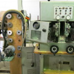 OMPAR DIAMOND CUTTING MACHINES WITH DISCS