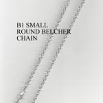 SMALL ROUND BELCHER CHAIN