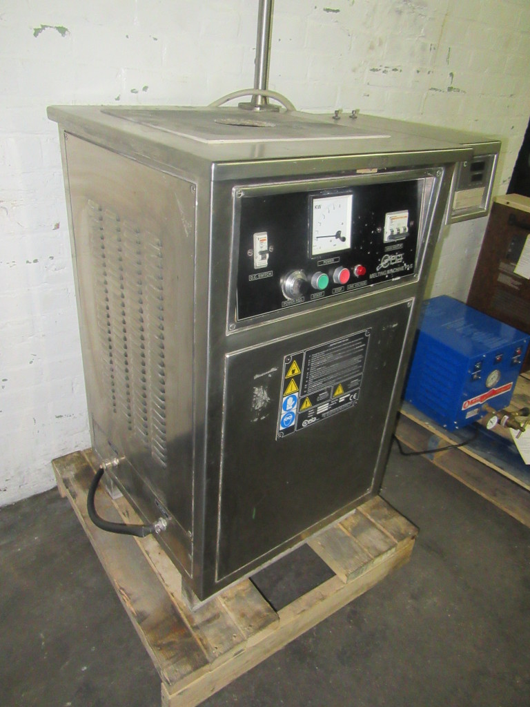 2262 185 Ceia Medium Frequency Induction Melting Furnace