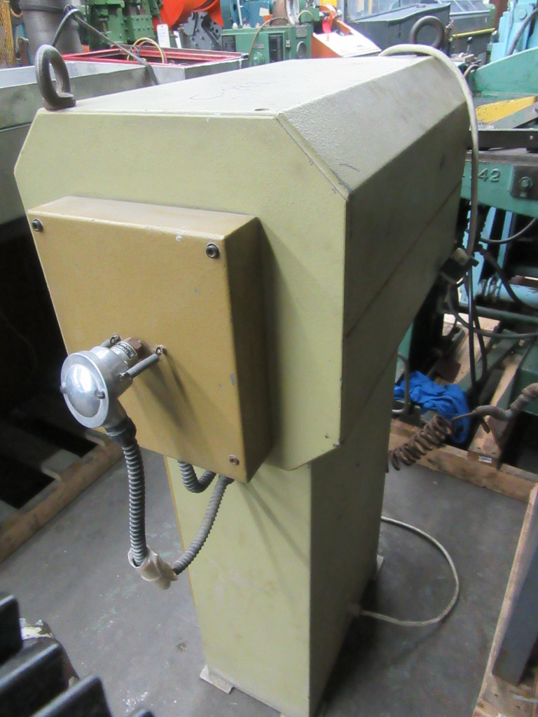 Bridgeport Mill For Sale >> 2471-180 Italimpianti Ammonia Cracker/Dissociator, Model ...