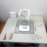 vibration dumping table