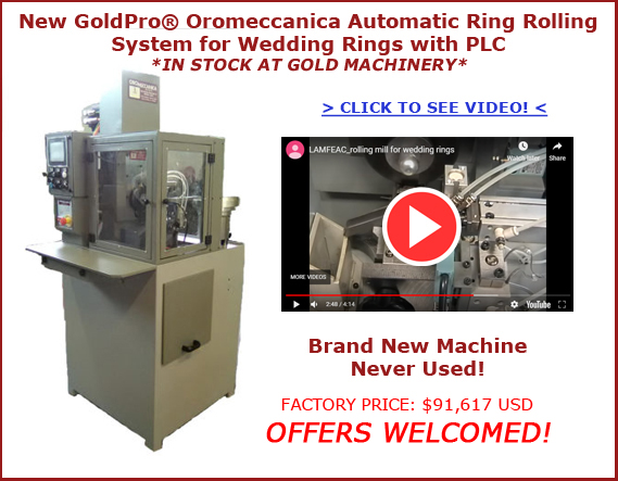 Gold International Machinery | The One Stop Shop for all of